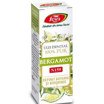 Ulei esential de bergamot n139 10 ml FARES
