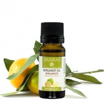 Ulei esential de bergamota fara bergapten 10 ml MAYAM