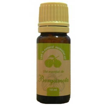 Ulei esential de bergamota 10 ml HERBALSANA