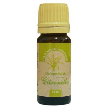 Ulei esential de citronella 10 ml HERBALSANA