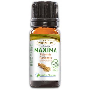 Ulei esential de coriandru-coriandrum sativum  10 ml MAXIMA