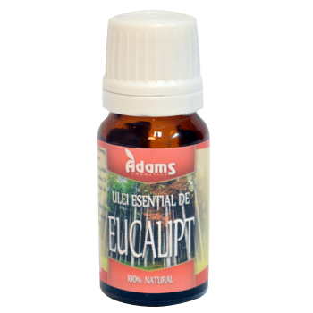Ulei esential de eucalipt 10 ml ADAMS SUPPLEMENTS