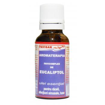 Ulei esential de eucalipt c003 20 ml FAVISAN