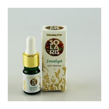 Ulei esential de eucalipt selection d-or premium 5 ml SOLARIS