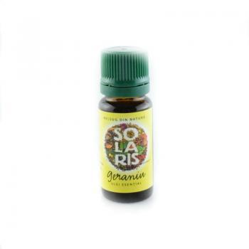 Ulei esential de geraniu 10 ml SOLARIS