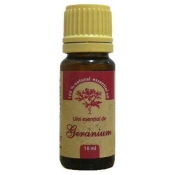 Ulei esential de geranium 10 ml HERBALSANA
