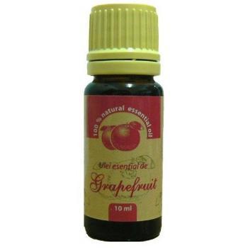 Ulei esential de grapefruit 10 ml HERBALSANA
