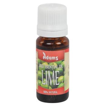 Ulei esential de lime 10 ml ADAMS SUPPLEMENTS