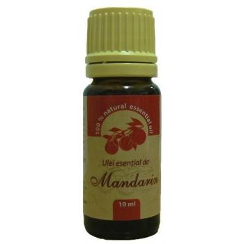 Ulei esential de mandarin 10 ml HERBALSANA