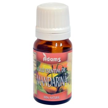 Ulei esential de mandarina 10 ml ADAMS SUPPLEMENTS