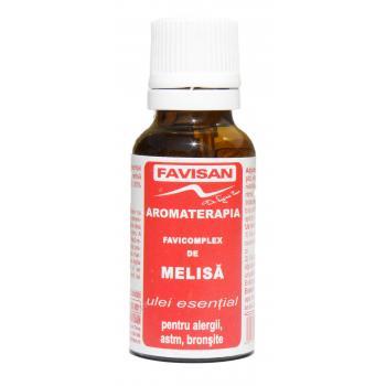 Ulei esential de melisa c009 20 ml FAVISAN
