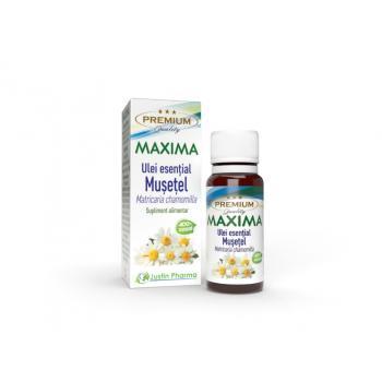 Ulei esential de musetel uz intern 10 ml MAXIMA