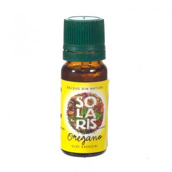 Ulei esential de oregano 10 ml SOLARIS