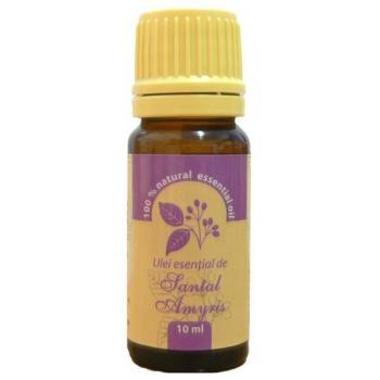 Ulei esential de santal amyris 10 ml HERBALSANA