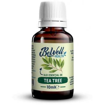 Ulei esential de tea tree 10 ml BEWELL HEALTH