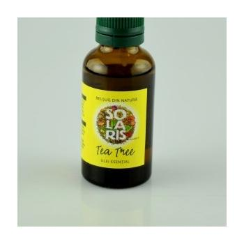 Ulei esential de tea tree 30 ml SOLARIS