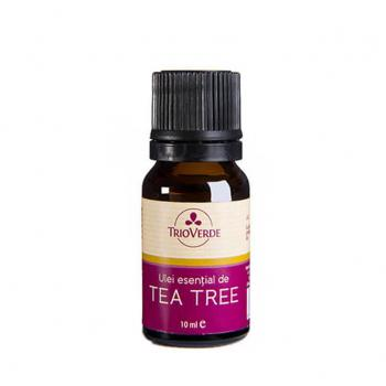 Ulei esential de tea tree 10 ml TRIO VERDE