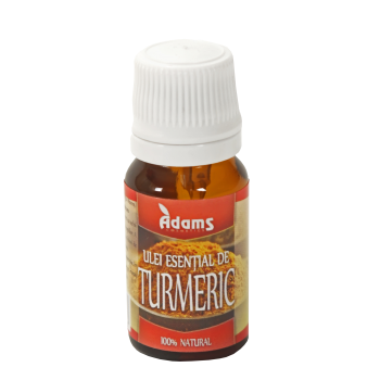 Ulei esential de turmeric 10 ml ADAMS SUPPLEMENTS