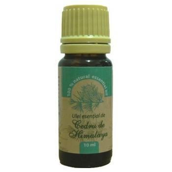 Ulei esential din cedru de himalaya 10 ml HERBALSANA