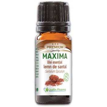 Ulei esential lemn de santal 10 ml MAXIMA