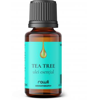 Ulei esential tea tree 10 ml RAWLI