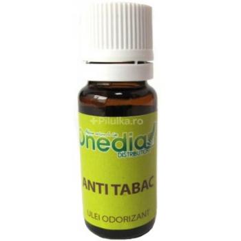 Ulei odorizant antitabac 10 ml ONEDIA