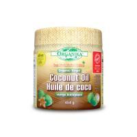 Ulei organic virgin din nuca de cocos