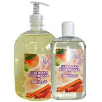 Ulei pentru masaj cu scortisoara si portocala