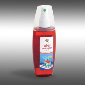 Ulei pentru plaja cu extract de catina-cu pulverizator 100 ml PLANT ACTIV