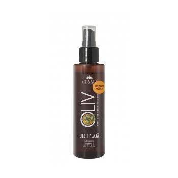 Ulei plaja oliv pentru bronzare intensa cu beta-caroten ,vitamina e si ulei de masline 150 ml COSMETIC PLANT
