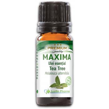 Ulei tea tree uz intern 10 ml MAXIMA