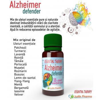 Ulei terapie alzheimer defender 10 ml MAXIMA