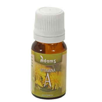 Ulei vitamina a 10 ml ADAMS SUPPLEMENTS