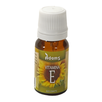 Ulei vitamina e 10 ml ADAMS SUPPLEMENTS