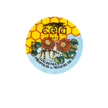Unguent cu galbenele, propolis si muguri de plop 20 ml CETA