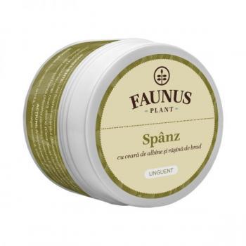 Unguent cu spanz 50 ml FAUNUS PLANT