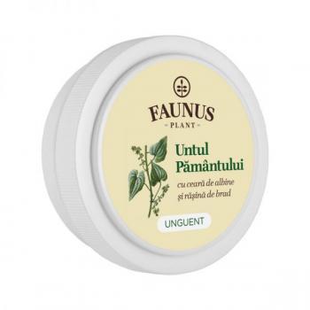 Unguent cu untul pamantului 20 ml FAUNUS PLANT