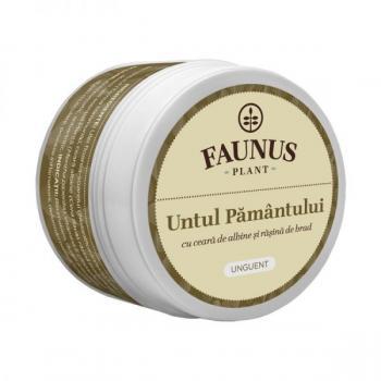 Unguent cu untul pamantului 50 ml FAUNUS PLANT