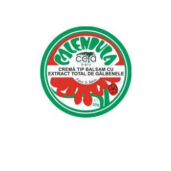 Unguent galbenele  30 ml CETA