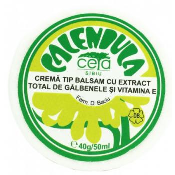 Unguent galbenele+vitamina e 40gr 50 ml CETA