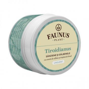 Unguent tiroidianus 50 ml FAUNUS PLANT