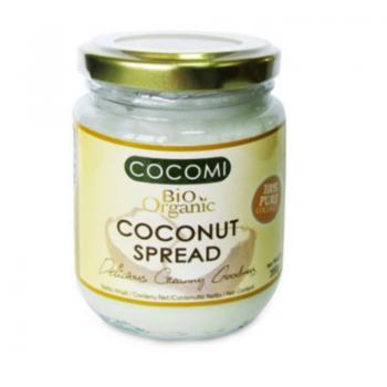 Unt de cocos tartinabil bio 200 gr COCOMI