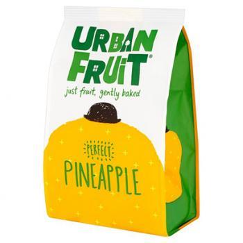 Urban fruit, felii de ananas uscat 100 gr UNICORN NATURALS
