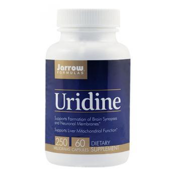 Uridine 60 cps JARROW FORMULAS
