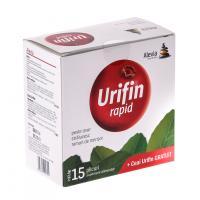 Urifin rapid + 20 doze ceai urifin gratis