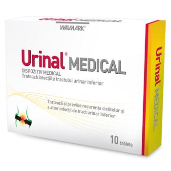 Urinal medical 10 tbl WALMARK
