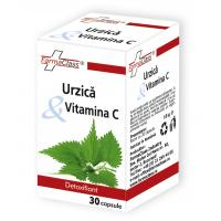 Urzica & vitamina c