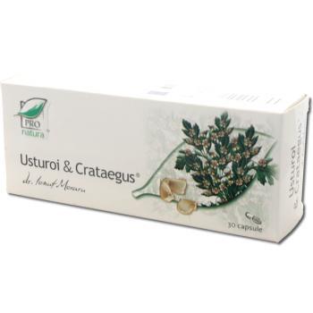 Usturoi & crataegus 30 cps PRO NATURA