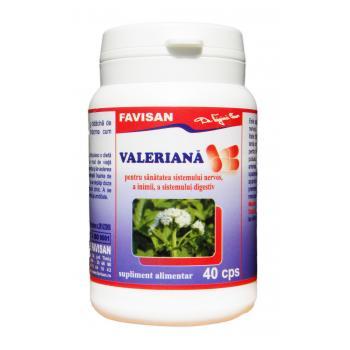 Valeriana b089 40 cps FAVISAN