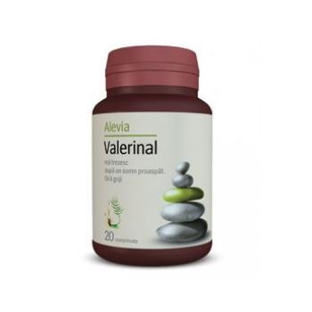 Valerinal 20 cpr ALEVIA